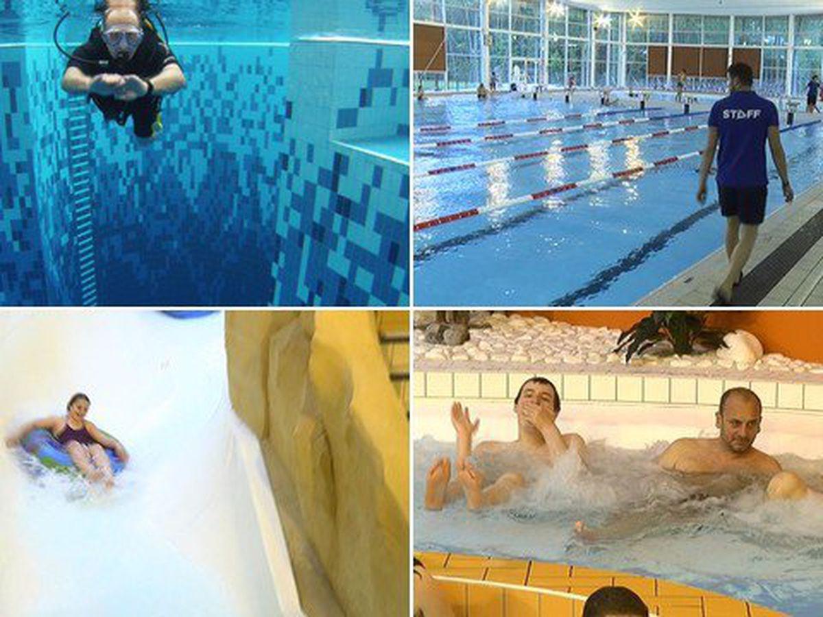 Louvroil : L'emeraude, Nouveau Centre Aquatique Très Attendu encequiconcerne Piscine L Emeraude Louvroil