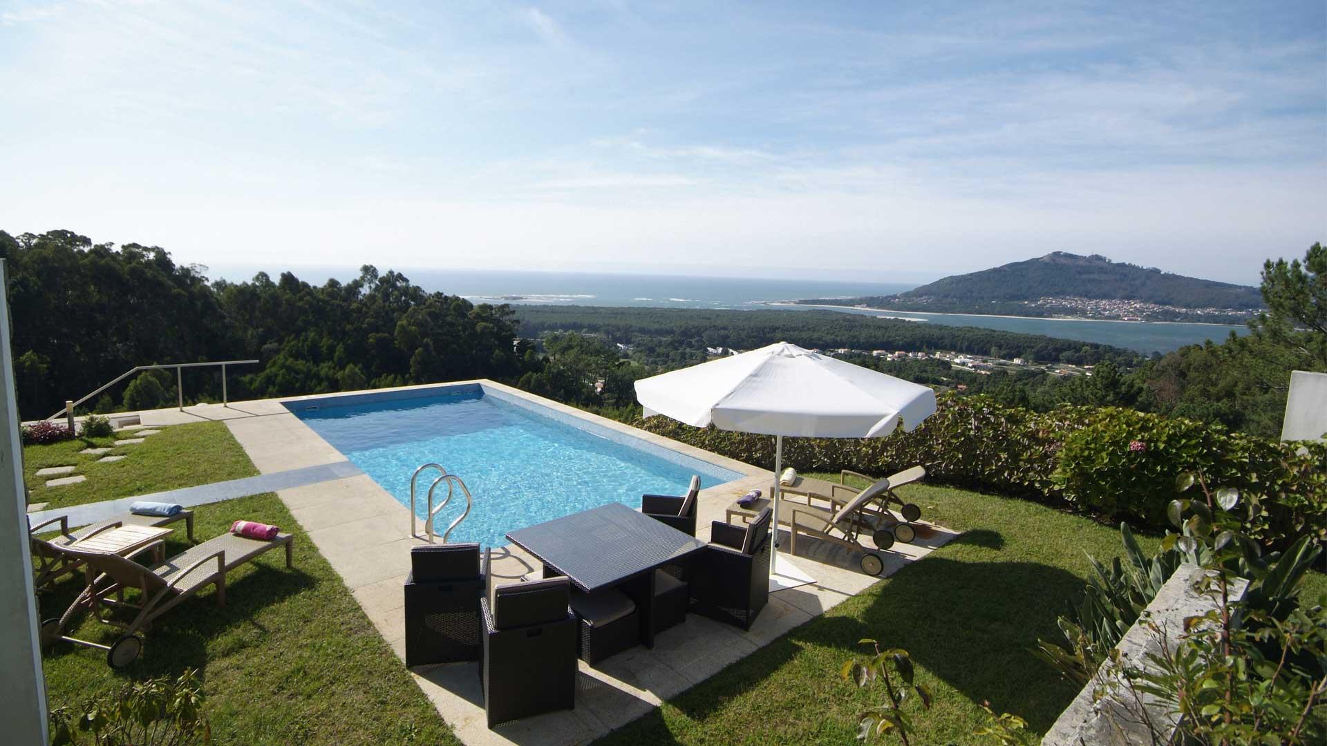 Luxury Villa Rentals In Porto And North Portugal: The Top avec Location Maison Portugal Piscine