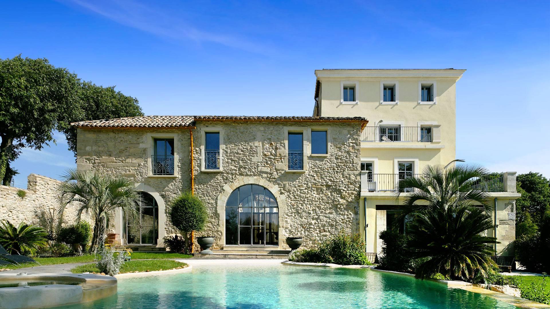 Luxushotel Montpellier   Domaine De Verchant, 5 Sterne ... serapportantà Hotel Piscine Montpellier