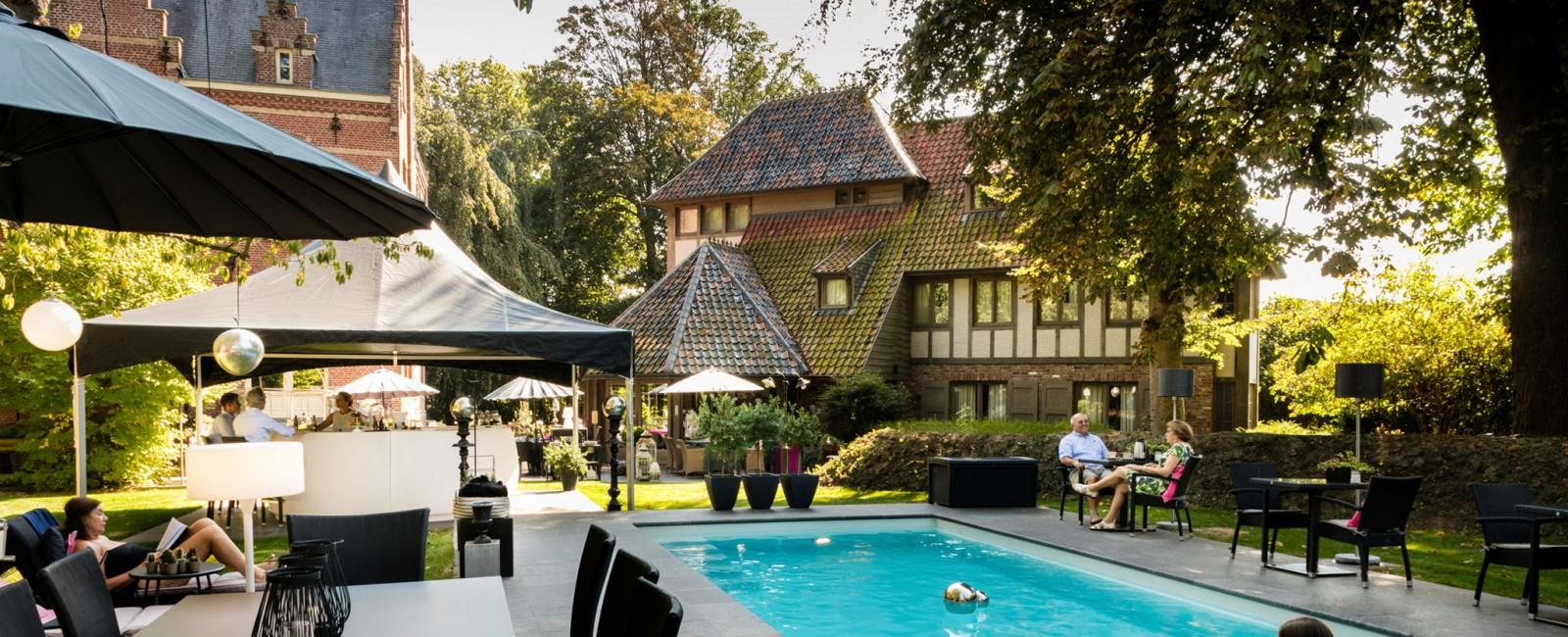 Manoir Ogygia: Charmehotel In Poperinge Belgium destiné Piscine De Poperinge