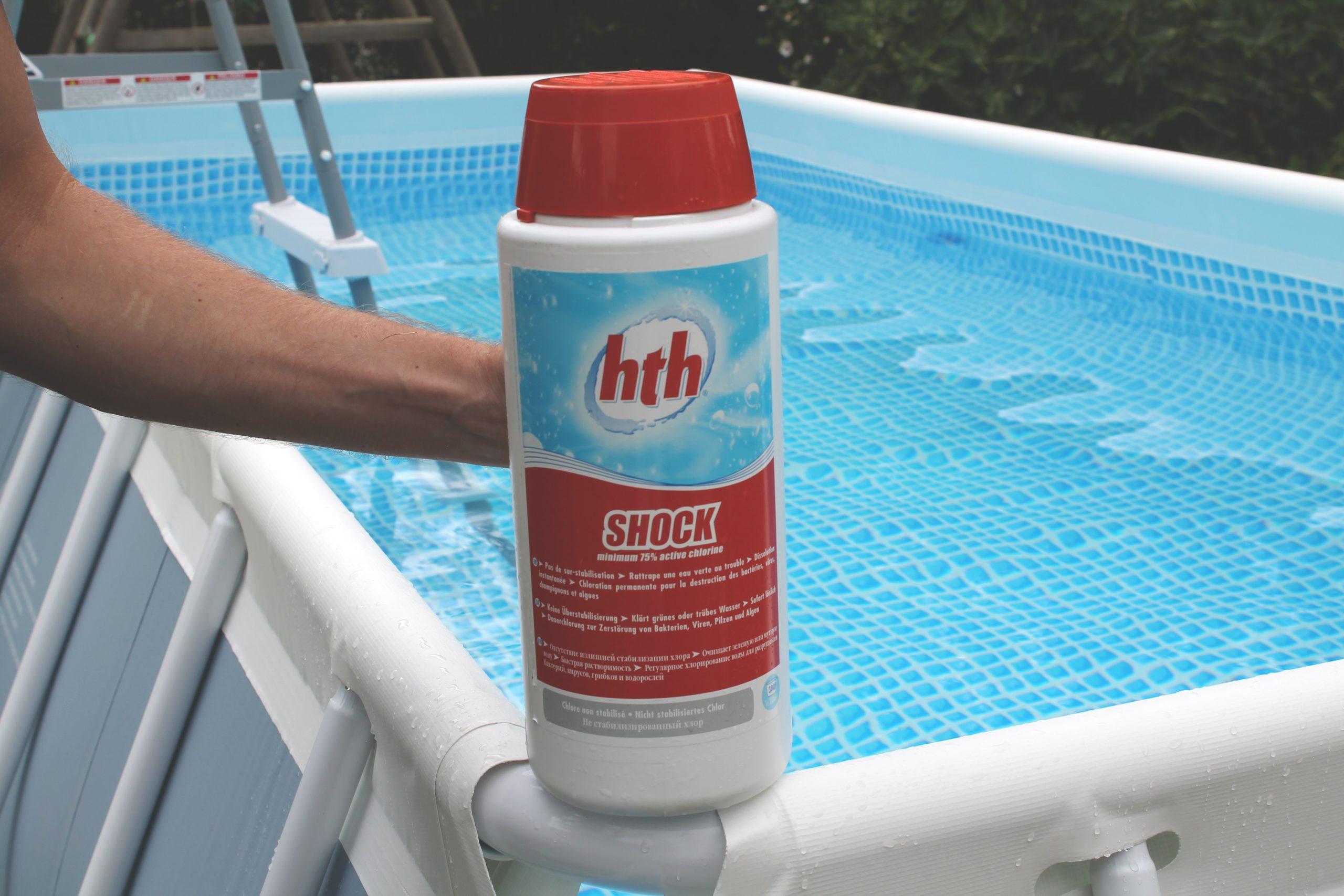 Marque Hth : Produits Pour L'entretien De L'eau Des Piscines dedans Produit Piscine Hth
