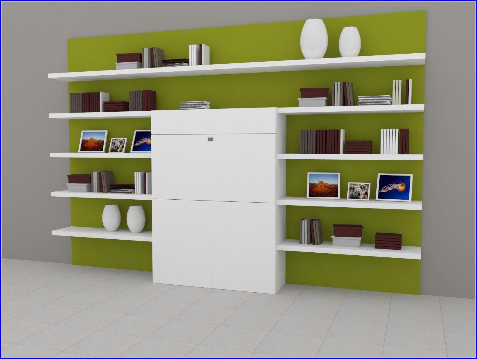 Meuble Ordinateur Fermé Design   Home, Home Decor, Shelving tout Meuble Ordinateur Fermé