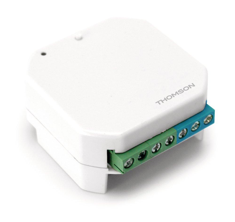 Micro-Module Récepteur Thomson Pour Volets Roulants Et Stores 500 W tout Échafaudage Roulant Bricomarché