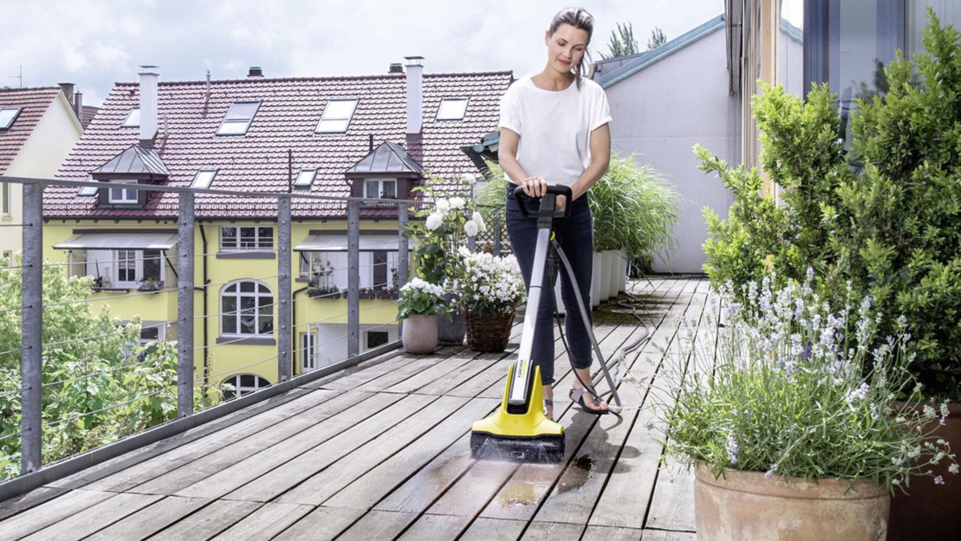 Nettoyage De Terrasse | Kärcher serapportantà Nettoyage Terrasse Bois Karcher