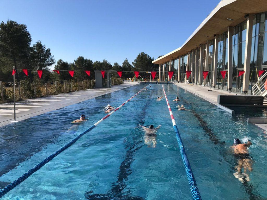 Nos Infrastructures – Triathlaix – Triathlon – Aix En Provence encequiconcerne Piscine De Venelle