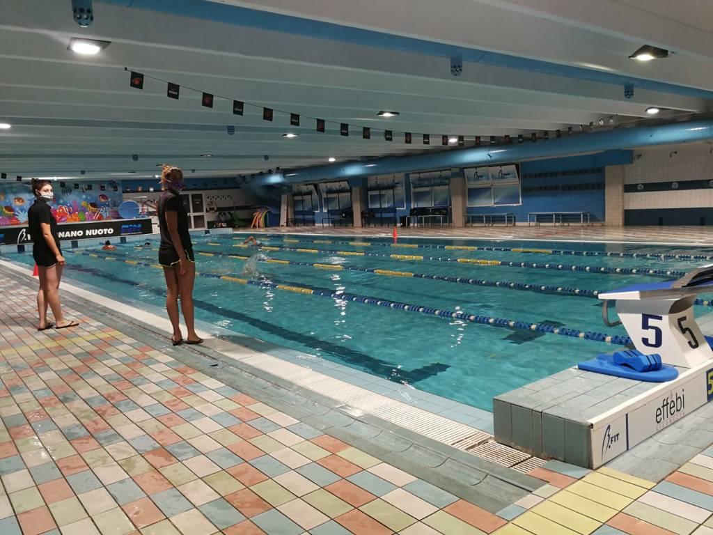 Nuoto B.fit Legnano, Due Piscine Attive E Aperte Anche Ad ... tout Piscine Bombardiere