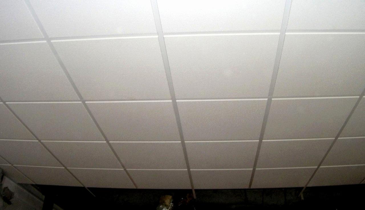 Photo De Dalle De Plafond Suspendu - Luckytroll intérieur Dalle Faux Plafond 60X60 Brico Dépôt