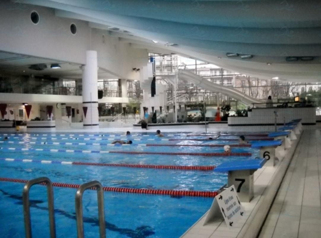 Photos Centre Aquatique De Neuilly-Sur-Seine - Nageurs tout Neuilly Sur Seine Piscine