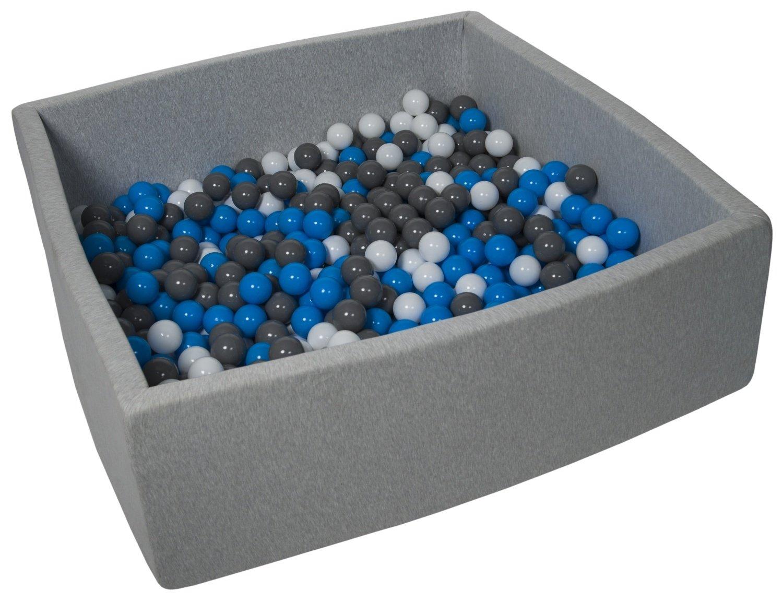 Piscine À Balles ⇒ Comparatif, Avis Et Meilleurs Modèles 2020 tout Piscine A Balle En Mousse