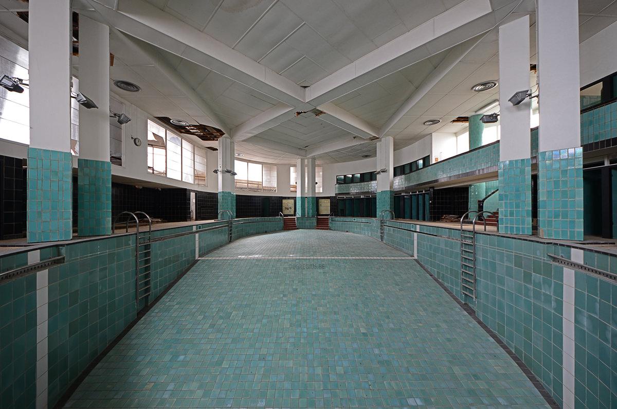 Piscine Art Deco - Egregius.be pour Piscine De Poperinge
