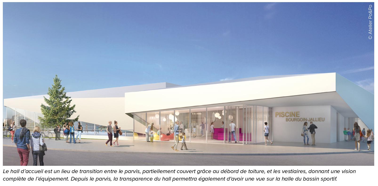Piscine Champaret À Bourgoin-Jallieu : Une Piscine ... tout Piscine Bourgoin Jallieu