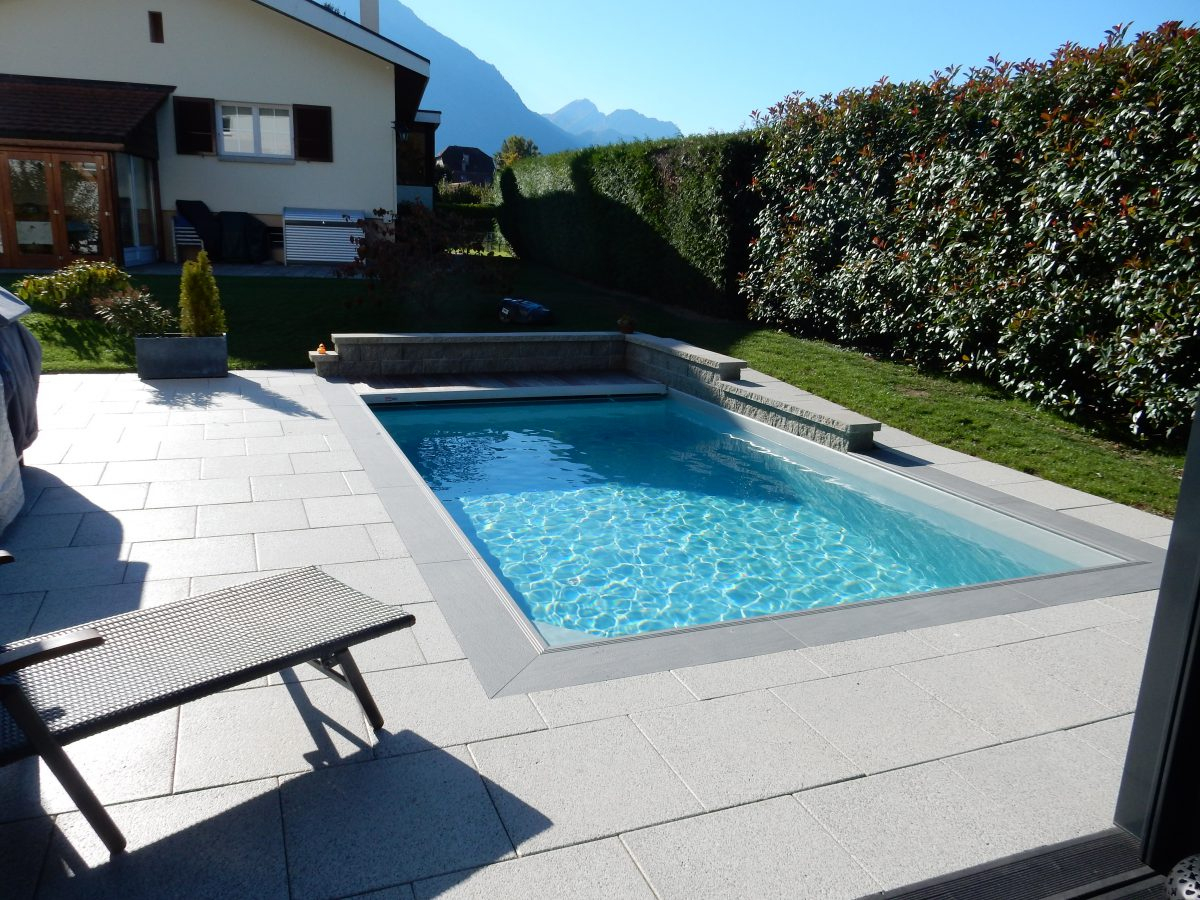 Piscine Everblue Suisse | Lattion & Veillard Sa serapportantà Piscine Everblue