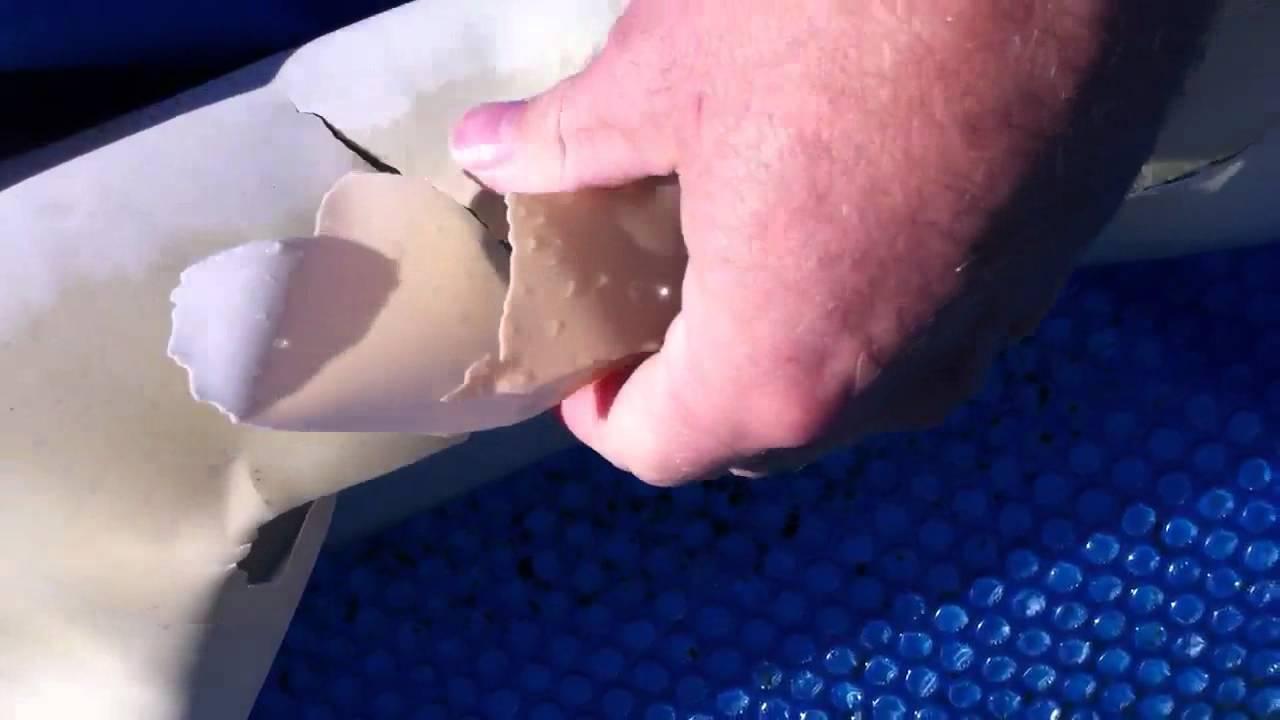 Piscine Intex - destiné Comment Réparer Le Boudin D Une Piscine Intex