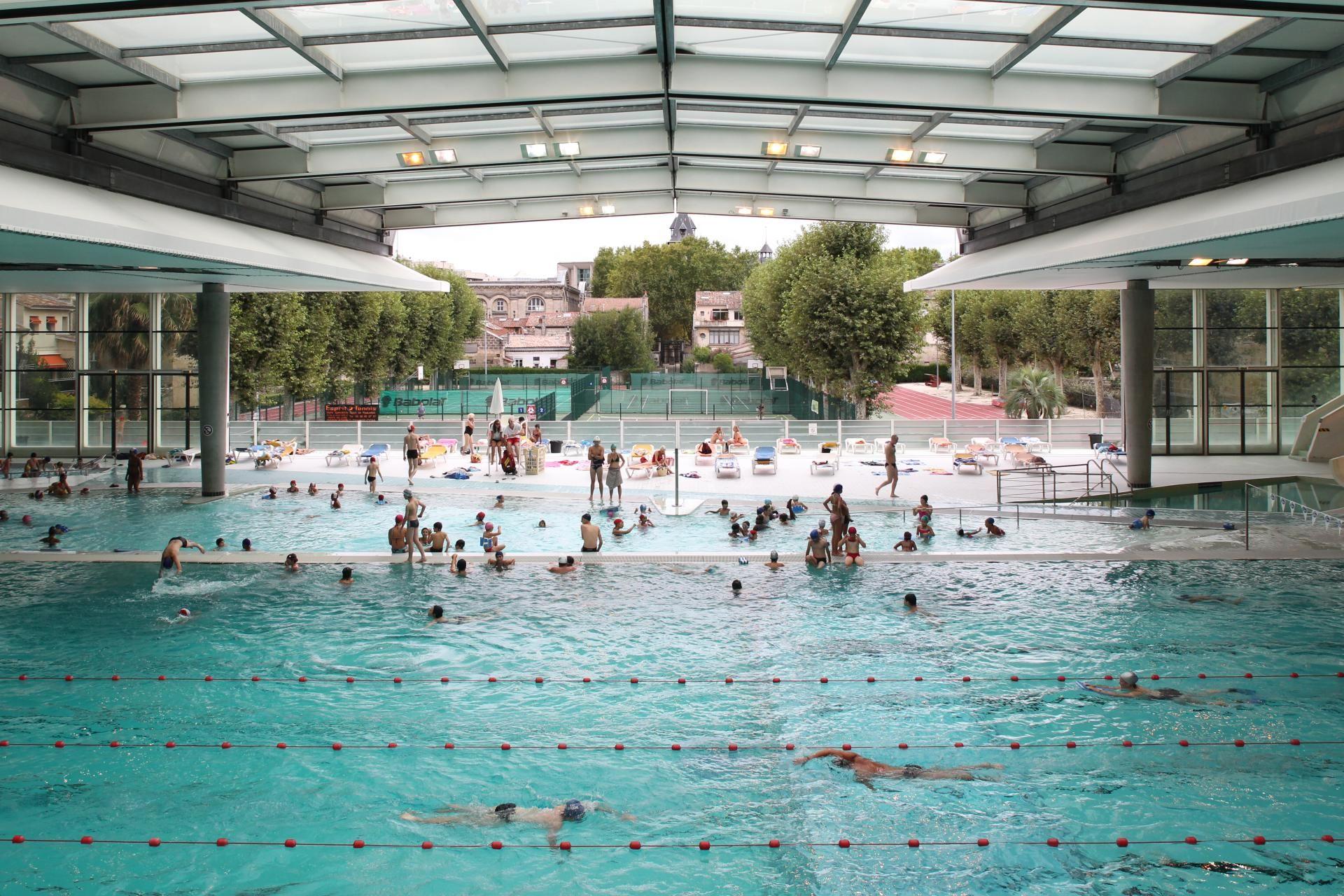 Piscine Municipale Judaïque - Jean Boiteux | Piscine ... pour Tarif Piscine Lievin