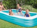 Piscine Pas Cher Intex 58484 Np – Piscine Family, 305 X 183 ... destiné Grande Piscine Gonflable Pas Cher