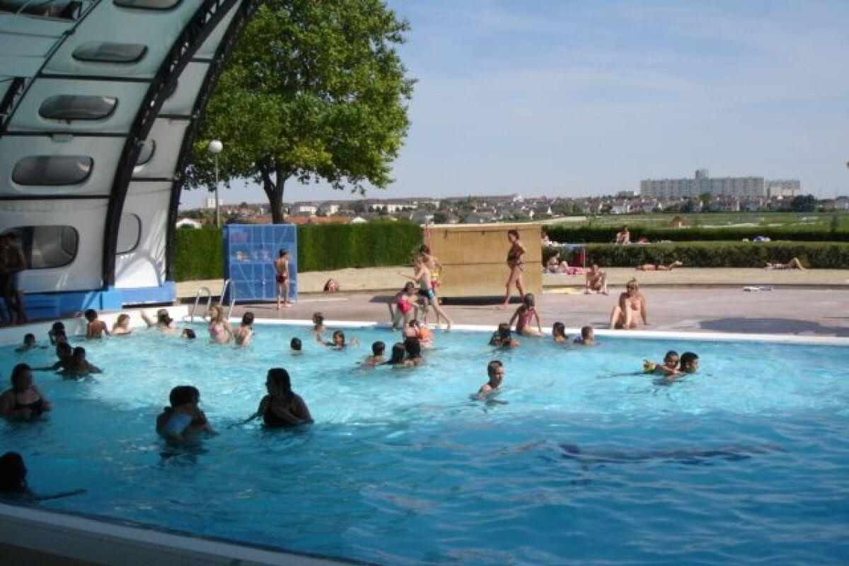 Piscine Tournesol À Fagnières - Horaires, Tarifs Et ... à Piscine De Suippes