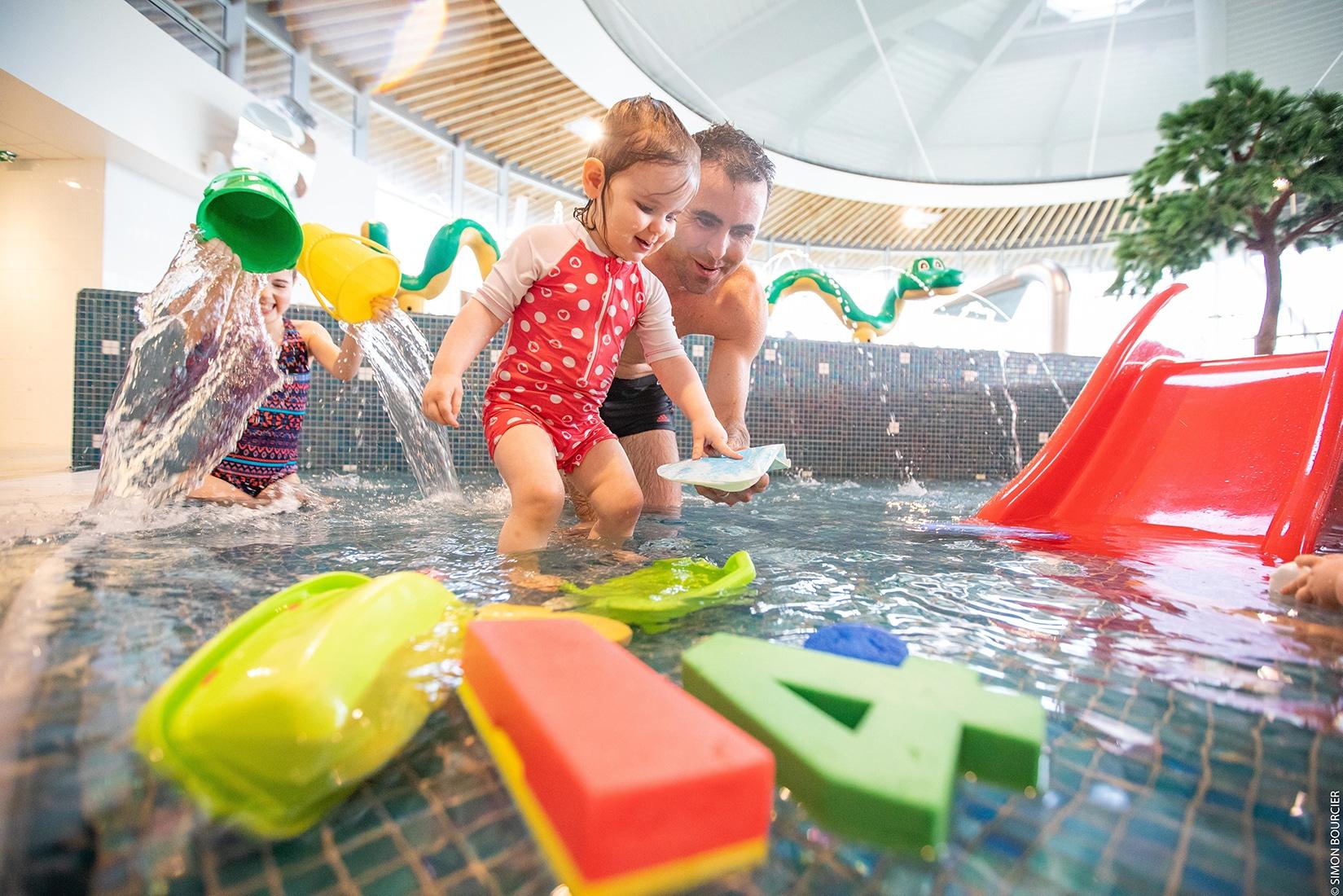 Piscine Vendée : Une Centre Aquatique Au Coeur Du Bocage Vendéen pour Piscine Les Herbiers Horaires