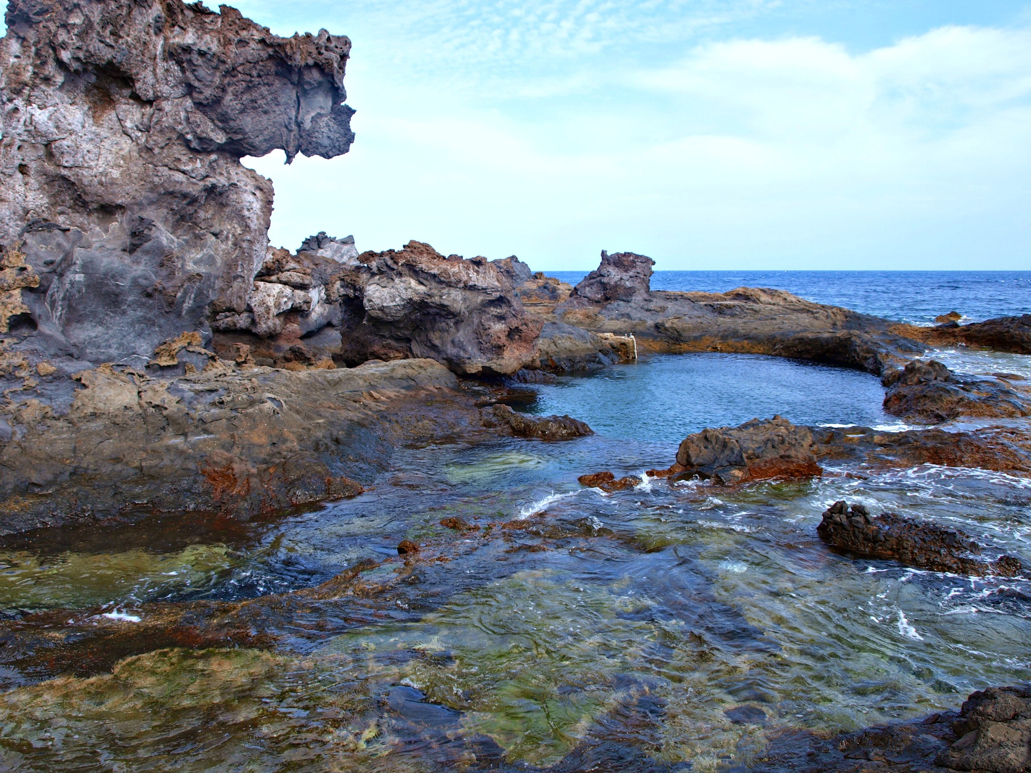 Piscines Naturelles De Tenerife   A Global Culture encequiconcerne Piscine Naturelle Tenerife
