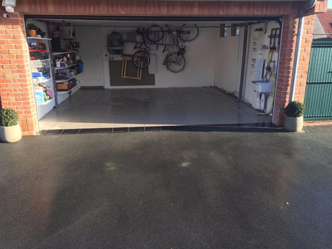 Pose De Carrelage Dans Les Hauts De France destiné Carrelage Pour Garage
