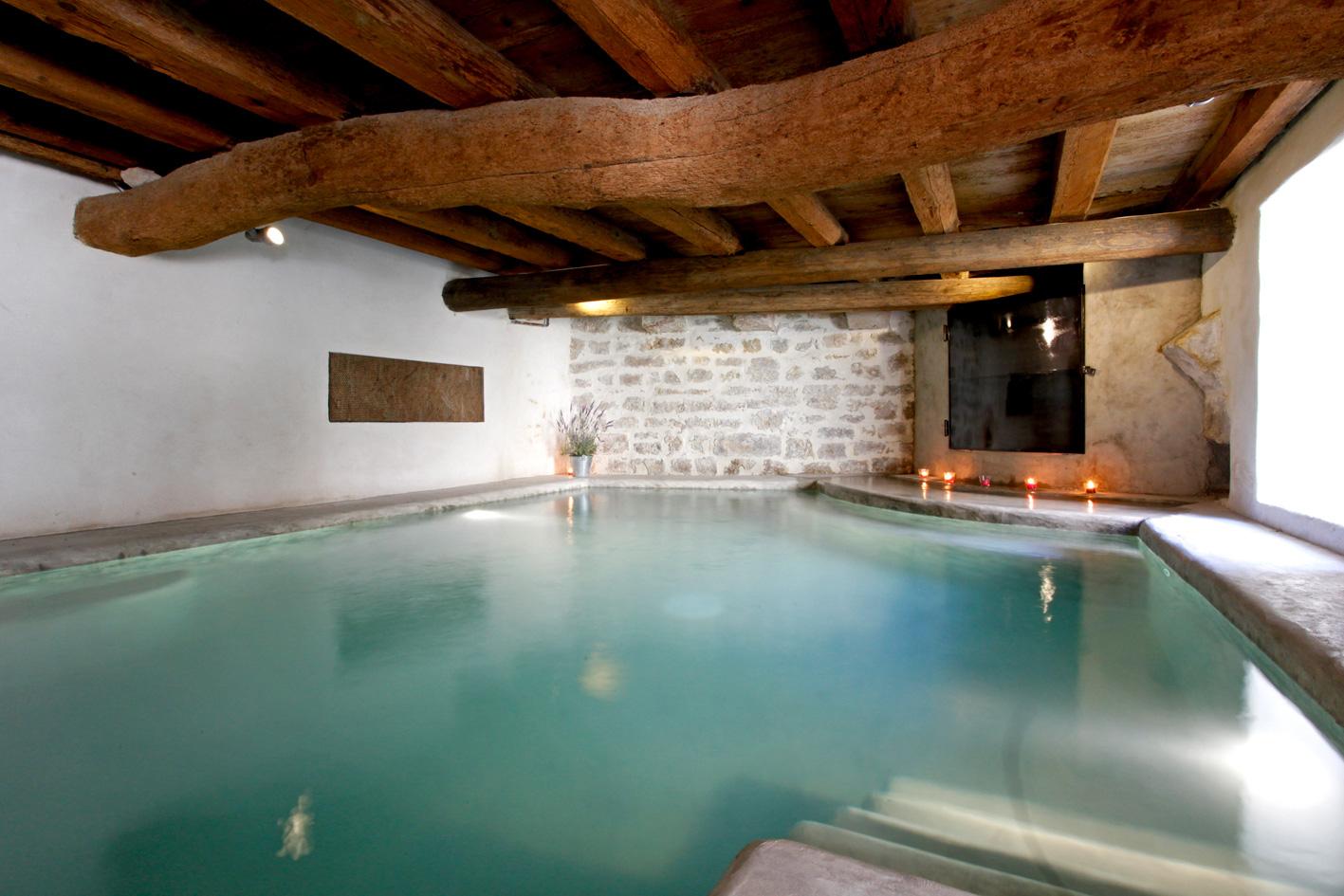 Provence Maison Avec Piscine Couverte tout Location Avec Piscine Couverte