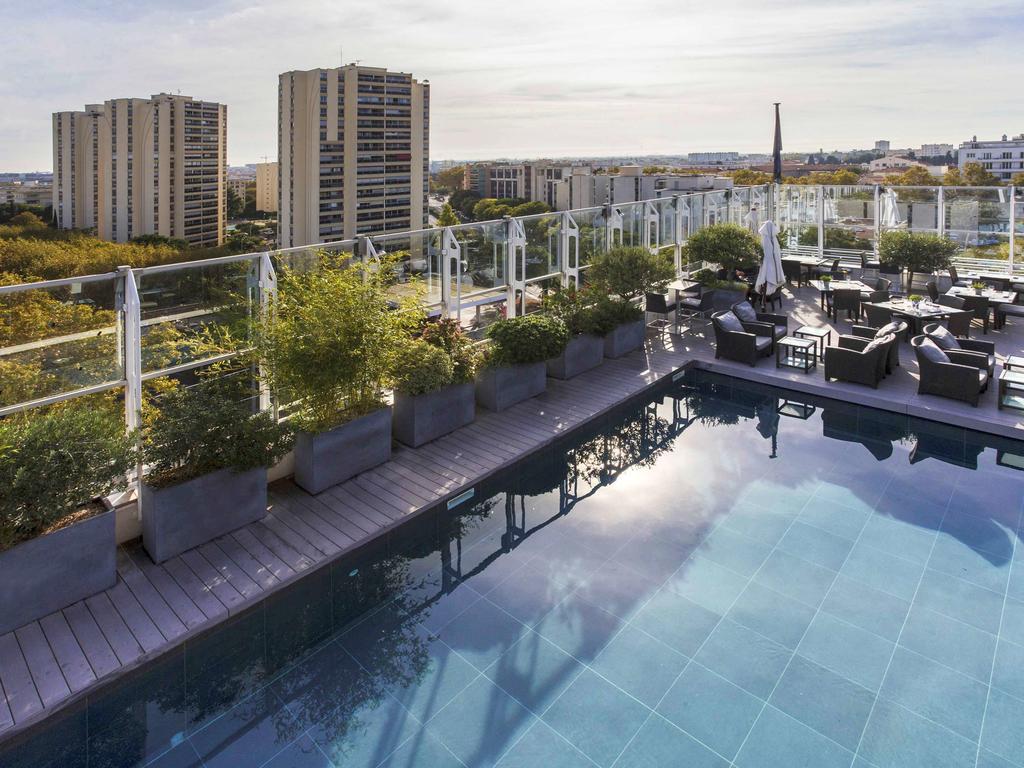 Pullman Montpellier Centre, Montpellier – Tarifs 2020 dedans Hotel Piscine Montpellier