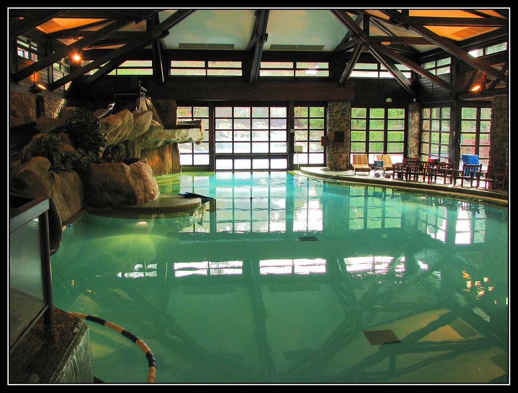 Quarry Pool Disney's Sequoia Lodge   La Piscine De L'hôtel ... à Piscine Sequoia