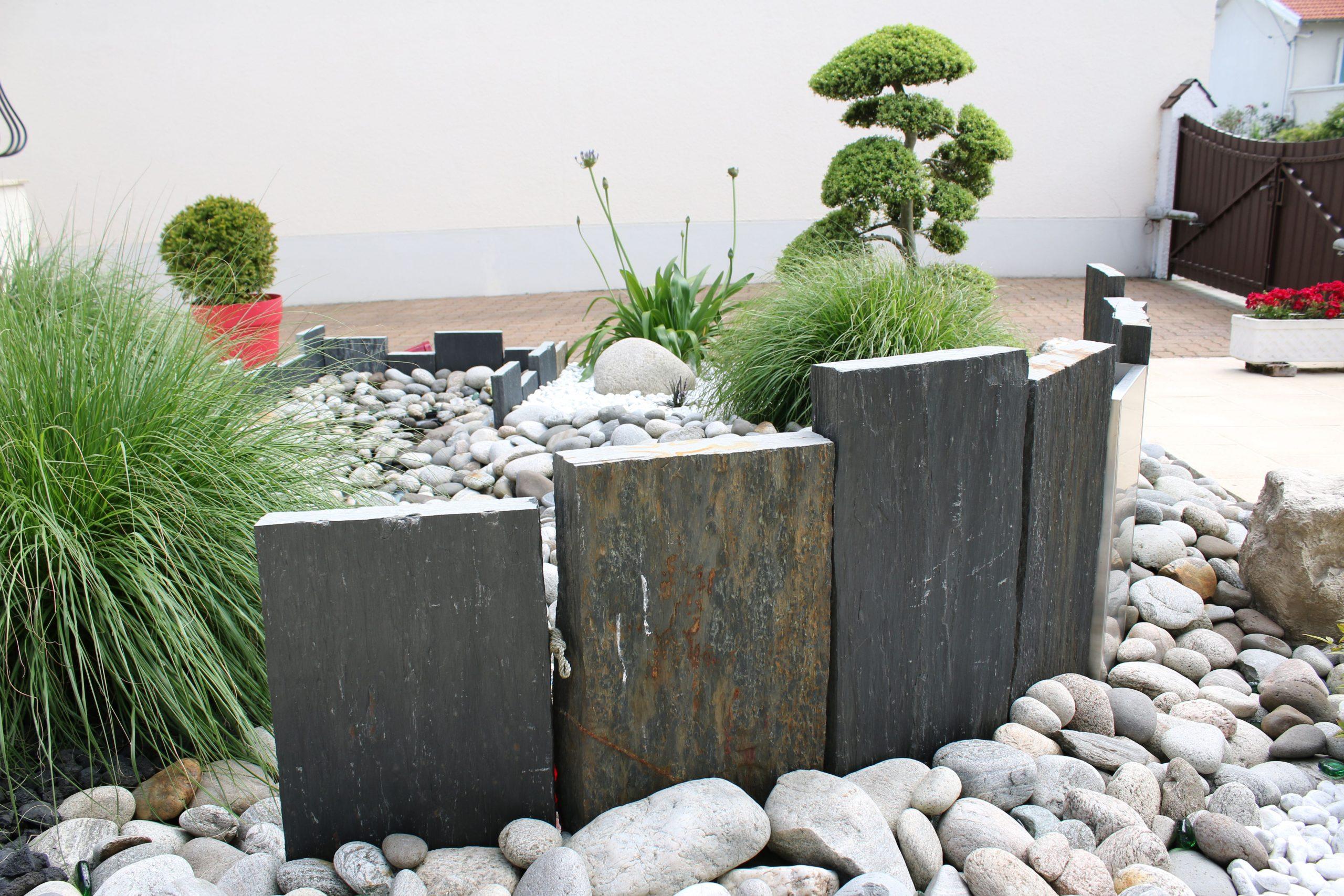 Rebeyrol, Rebeyrol Créateur De Jardins, Muret, Muret ... tout Conception Jardin Limoges