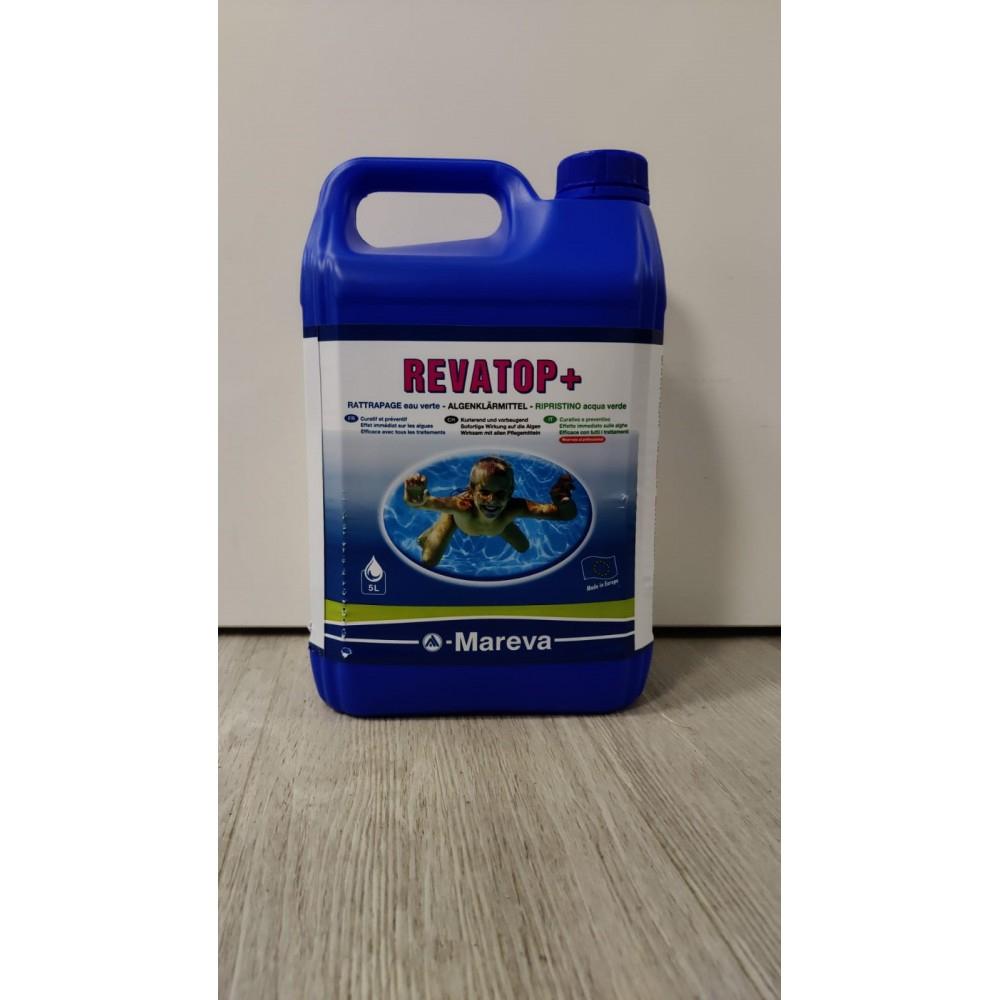 Revatop + (Oxy3Cool) 5L dedans Revatop