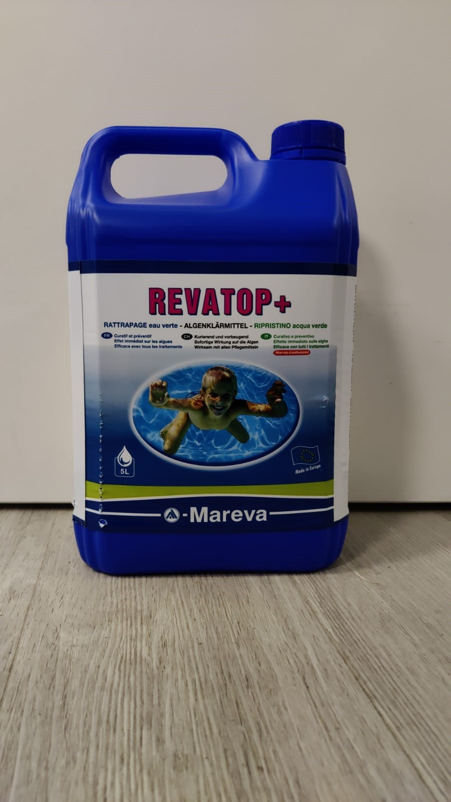 Revatop + (Oxy3Cool) 5L destiné Revatop