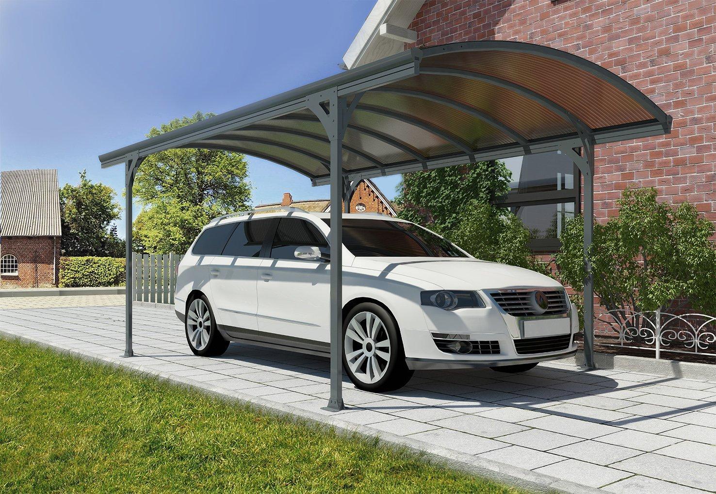 Review Of Palram Vitoria 5000 Carport Roof | The Car Stuff concernant Carport Camping Car Brico Depot