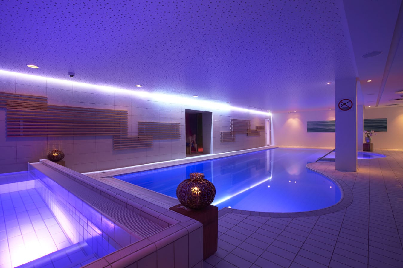 Reykjavik Spa Hotel   2018 World's Best Hotels intérieur Enredada Spa
