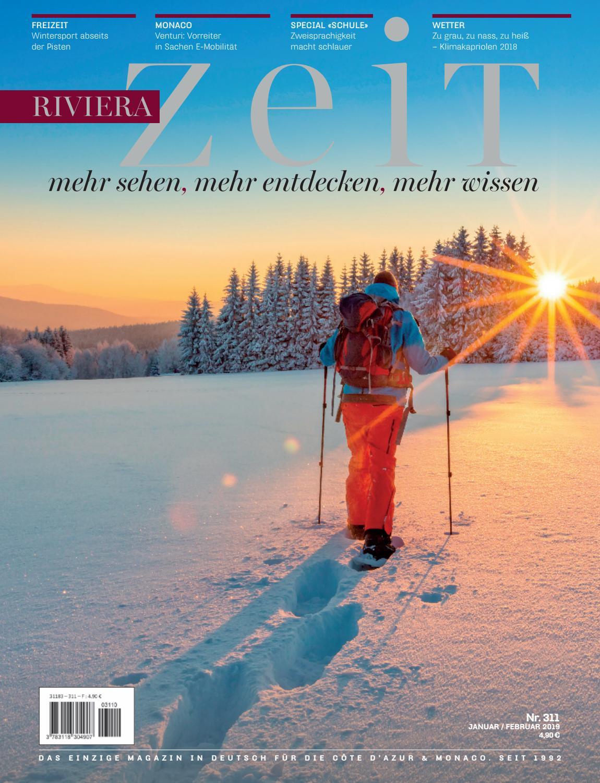 Riviera Zeit - Januar/februar 2019 By Riviera Press - Issuu dedans Tonnelle Alec
