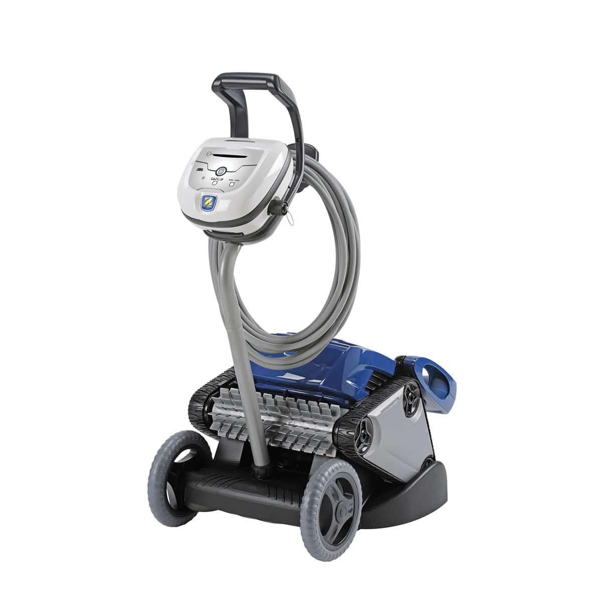 Robot Nettoyeur Électrique Rc4400 | Zodiac concernant Robot Piscine Zodiac Rc 4400