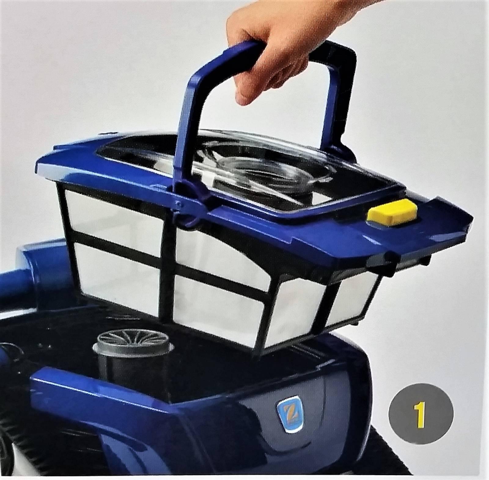 Robot Piscine Zodiac Cyclonx Pro Rc4400 - Jce Piscines avec Robot Piscine Zodiac Rc 4400