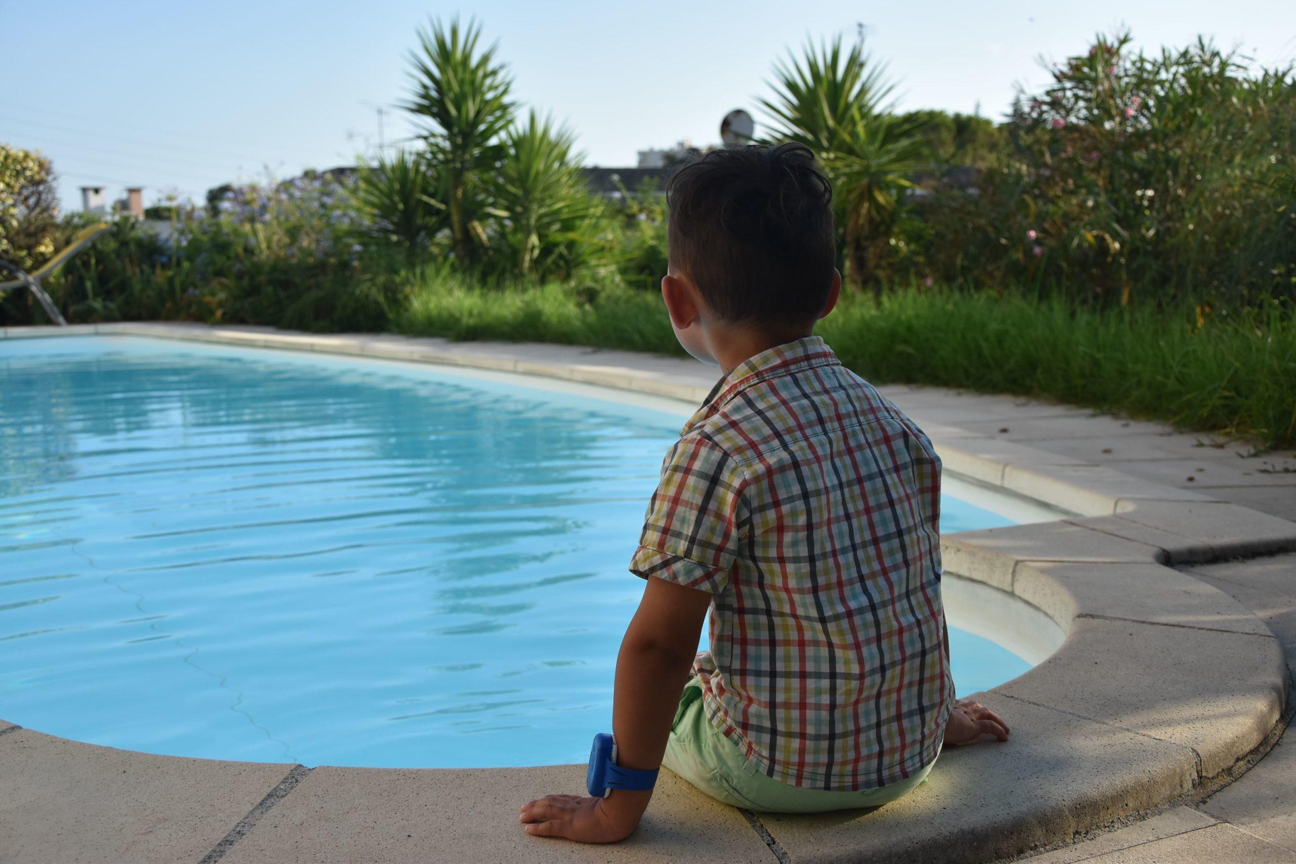 Sécurité Piscine Enfant: Bracelet Blueprotect – Tartine Et ... dedans Bracelet Alarme Piscine Decathlon