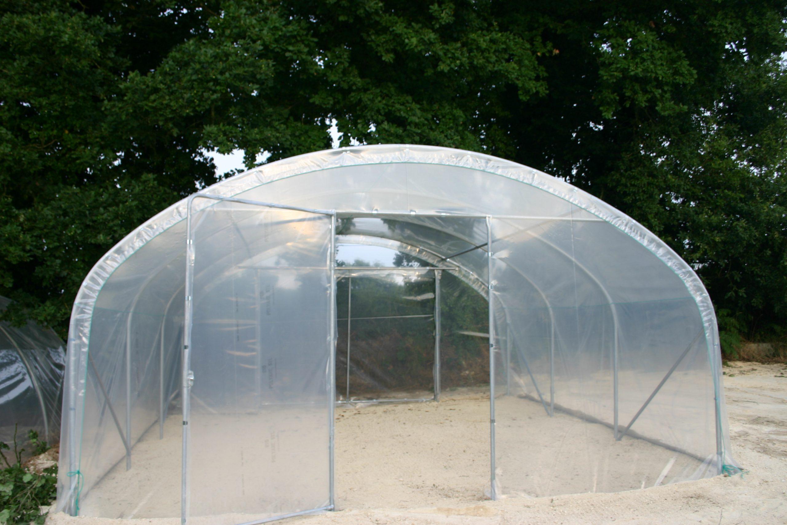 Serre Occasion - Veranda Et Abri Jardin pour Serre Tunnel Occasion