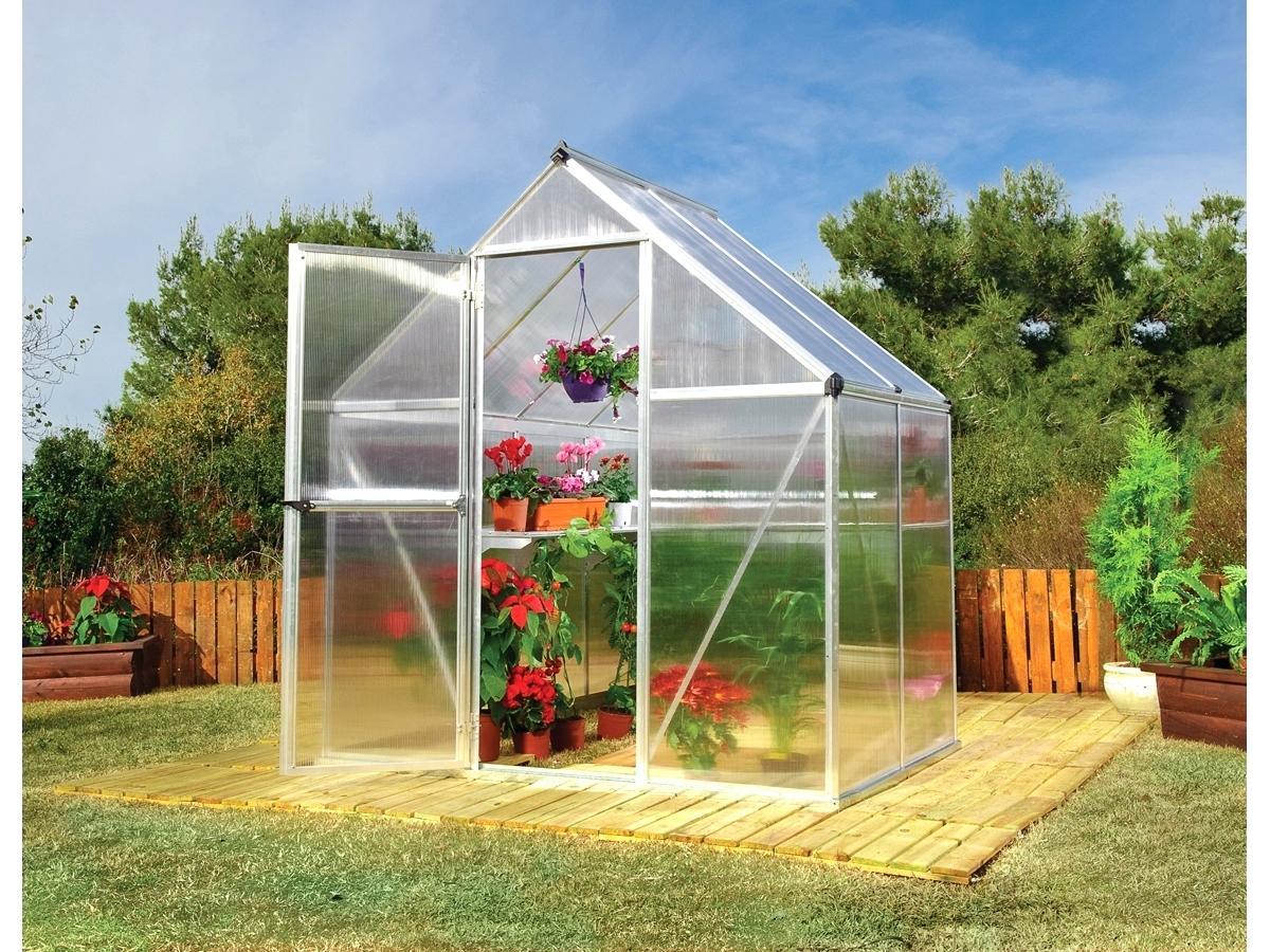 Serre Polycarbonate Belgique - Veranda Et Abri Jardin concernant Serre De Jardin Occasion Particulier