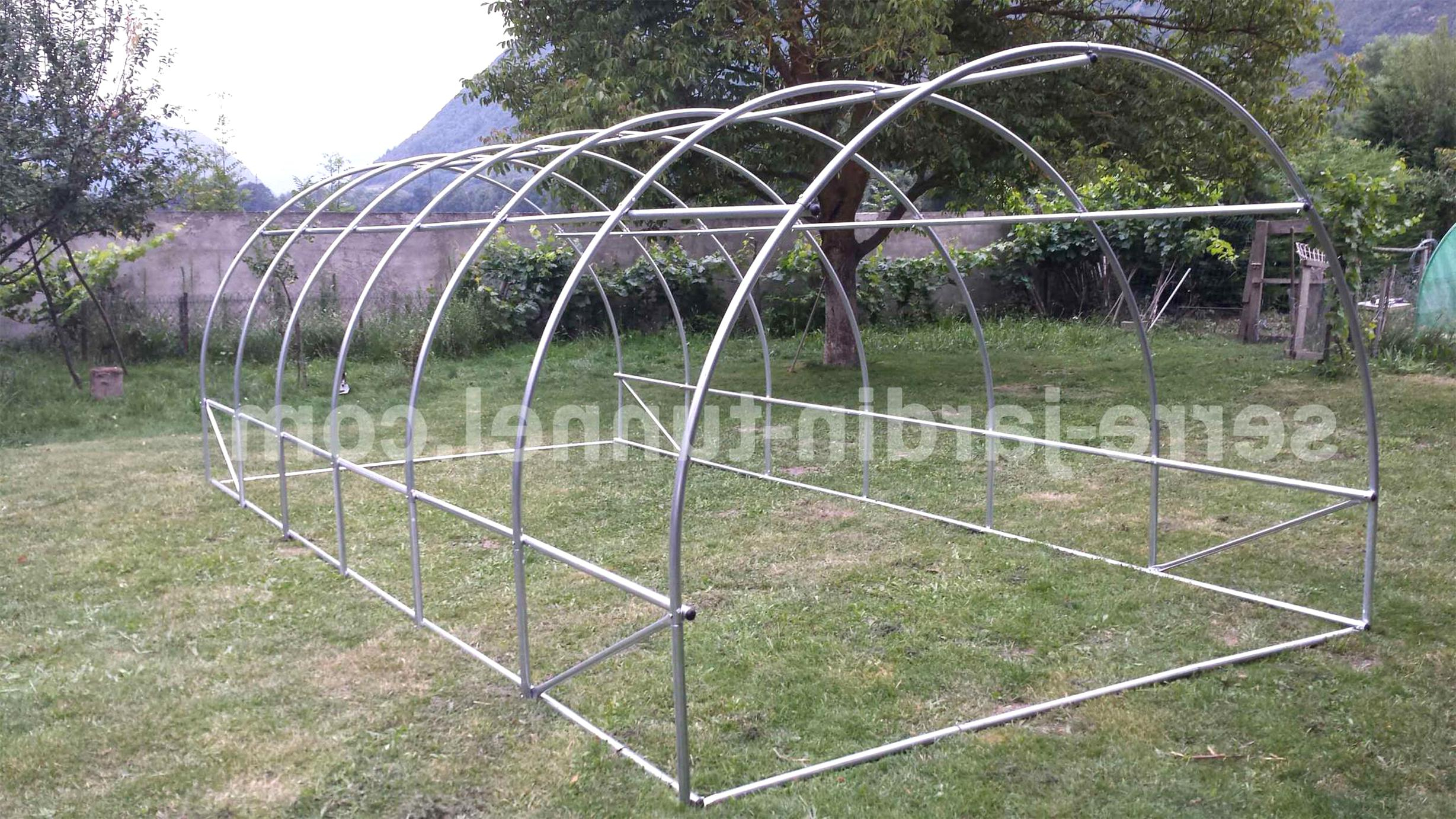 Serre Tunnel A Vendre Serre Tunnel Armature D Occasion ... encequiconcerne Serre Tunnel Occasion