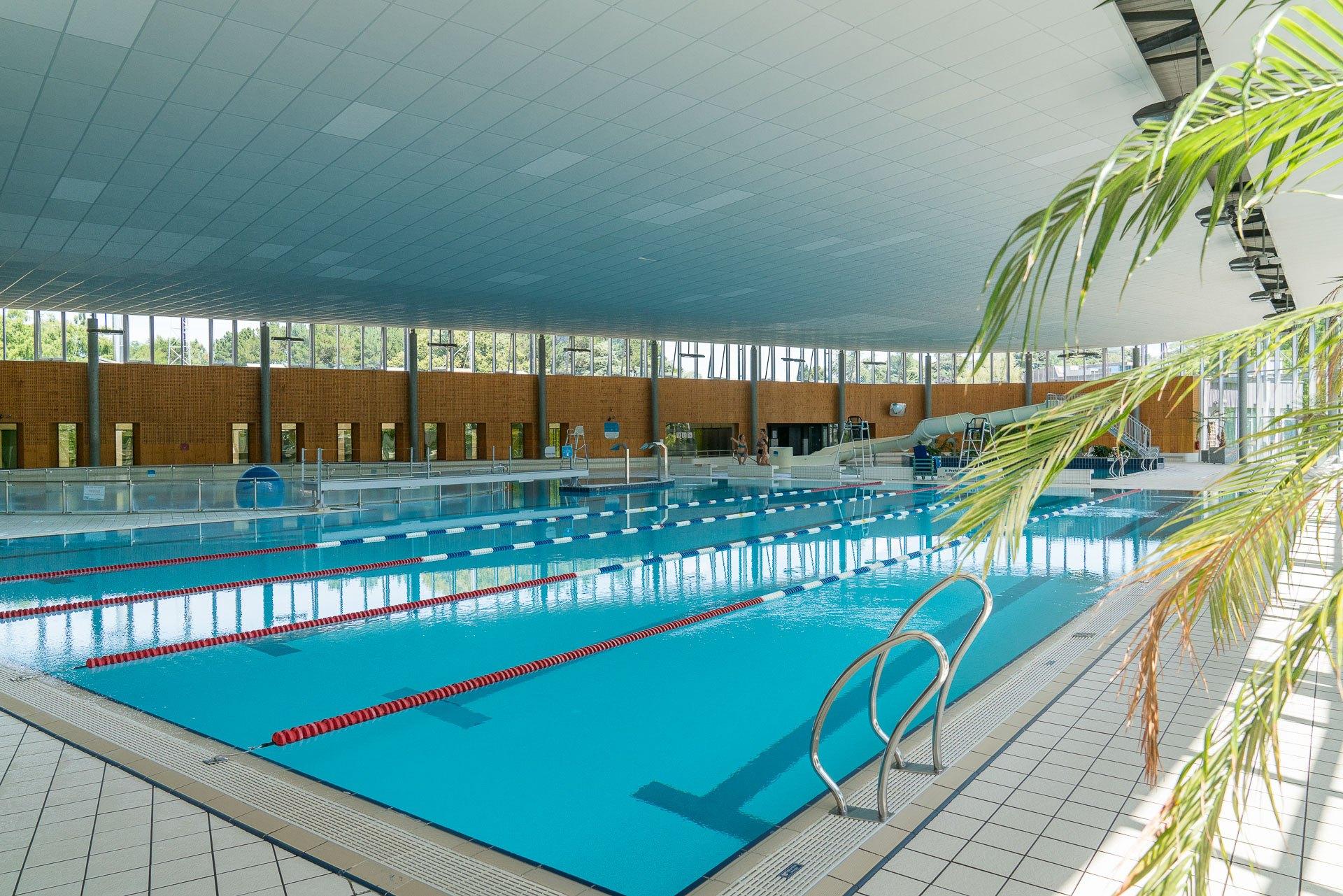 Swimmingpool Des Petit Port   Nantes Camping   Aquapark pour Pisciniste Nantes
