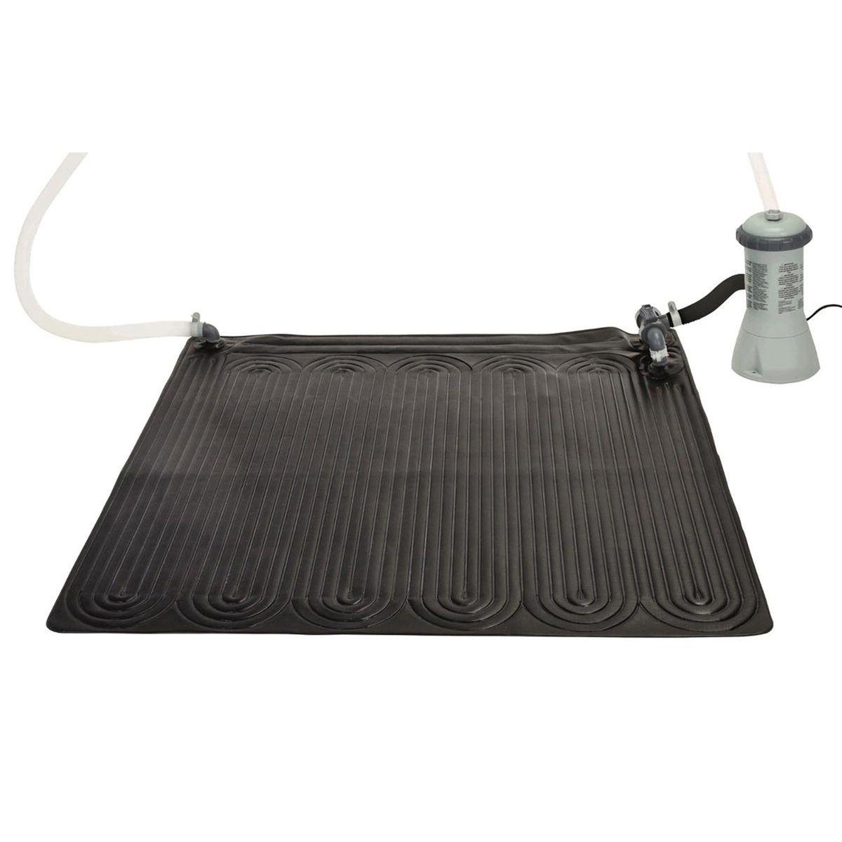 Tapis Solaire Pour Piscine - 120 X 120 Cm - Taille : Taille ... intérieur Bache Chauffante Piscine Intex