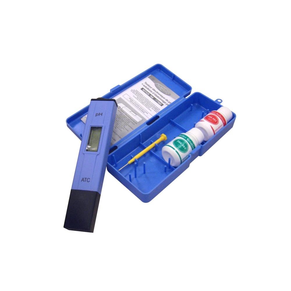 Testeur Électronique Ph Sunbay dedans Testeur Electronique Piscine
