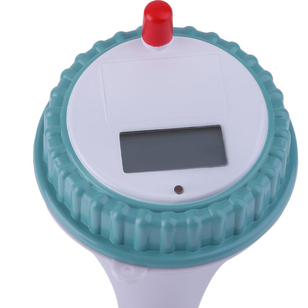 Thermomètre Piscine Sans Fil Flottant Numérique - Achat ... intérieur Thermometre Piscine Wifi