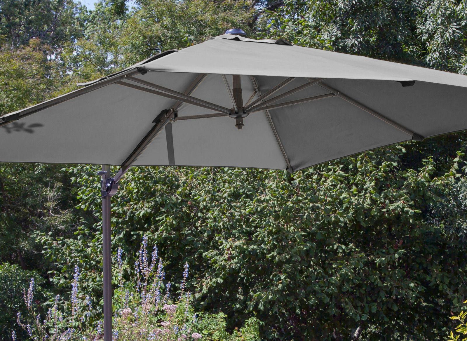 Toile Pour Parasol Déporté Roma 3X3 M à Tonnelle Alec