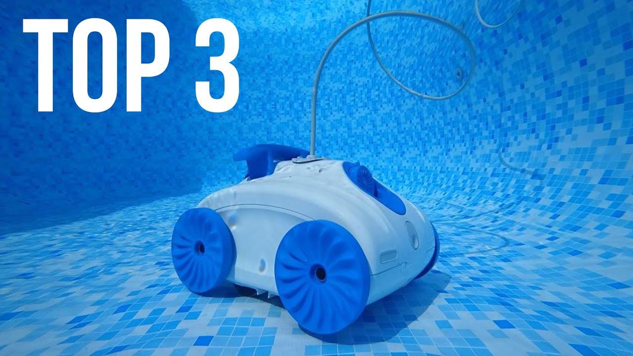 Top 3 : Meilleur Robot Piscine 2020 avec Comparatif Robot Piscine Electrique