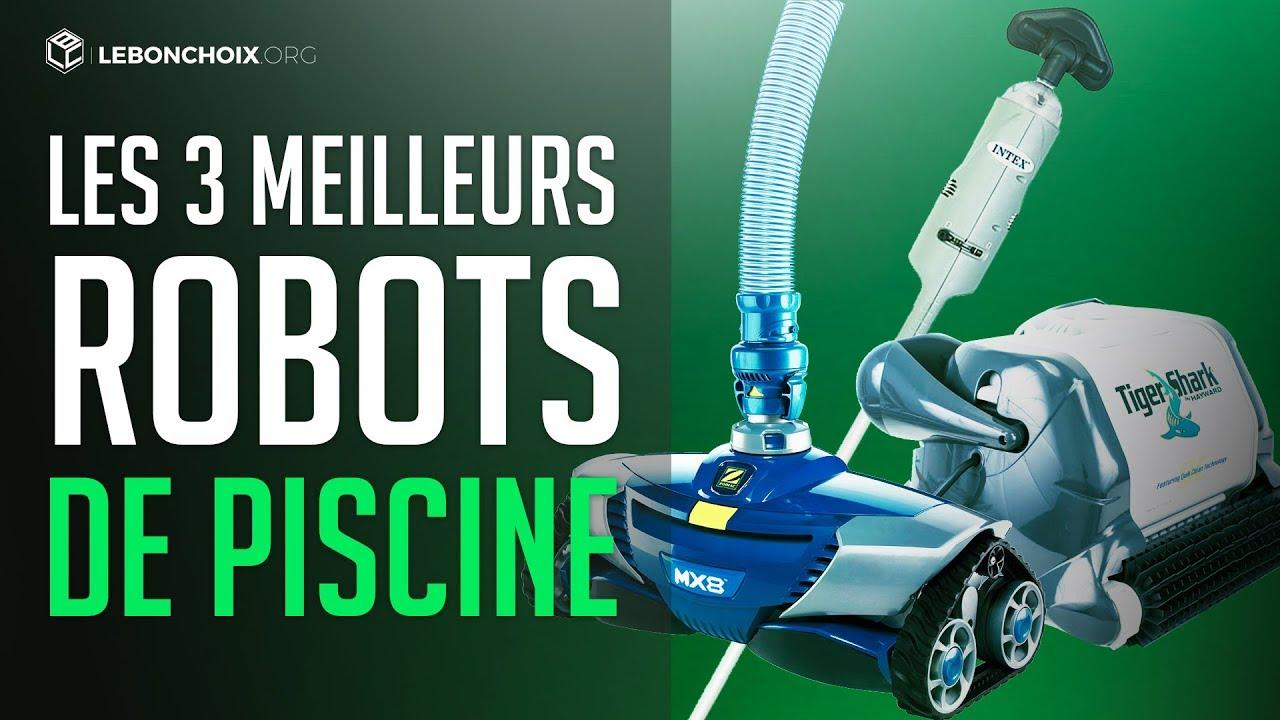 Top 3 : Meilleur Robot Piscine 2020 ( Comparatif & Test ) serapportantà Comparatif Robot Piscine Electrique