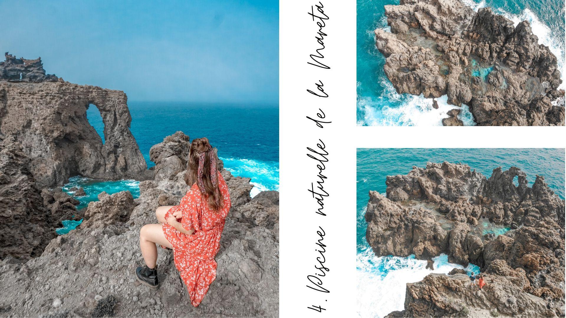Top 5 Des Plus Belles Piscines Naturelles De Tenerife dedans Piscine Naturelle Tenerife