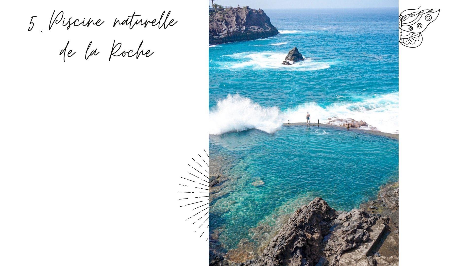 Top 5 Des Plus Belles Piscines Naturelles De Tenerife intérieur Piscine Naturelle Tenerife