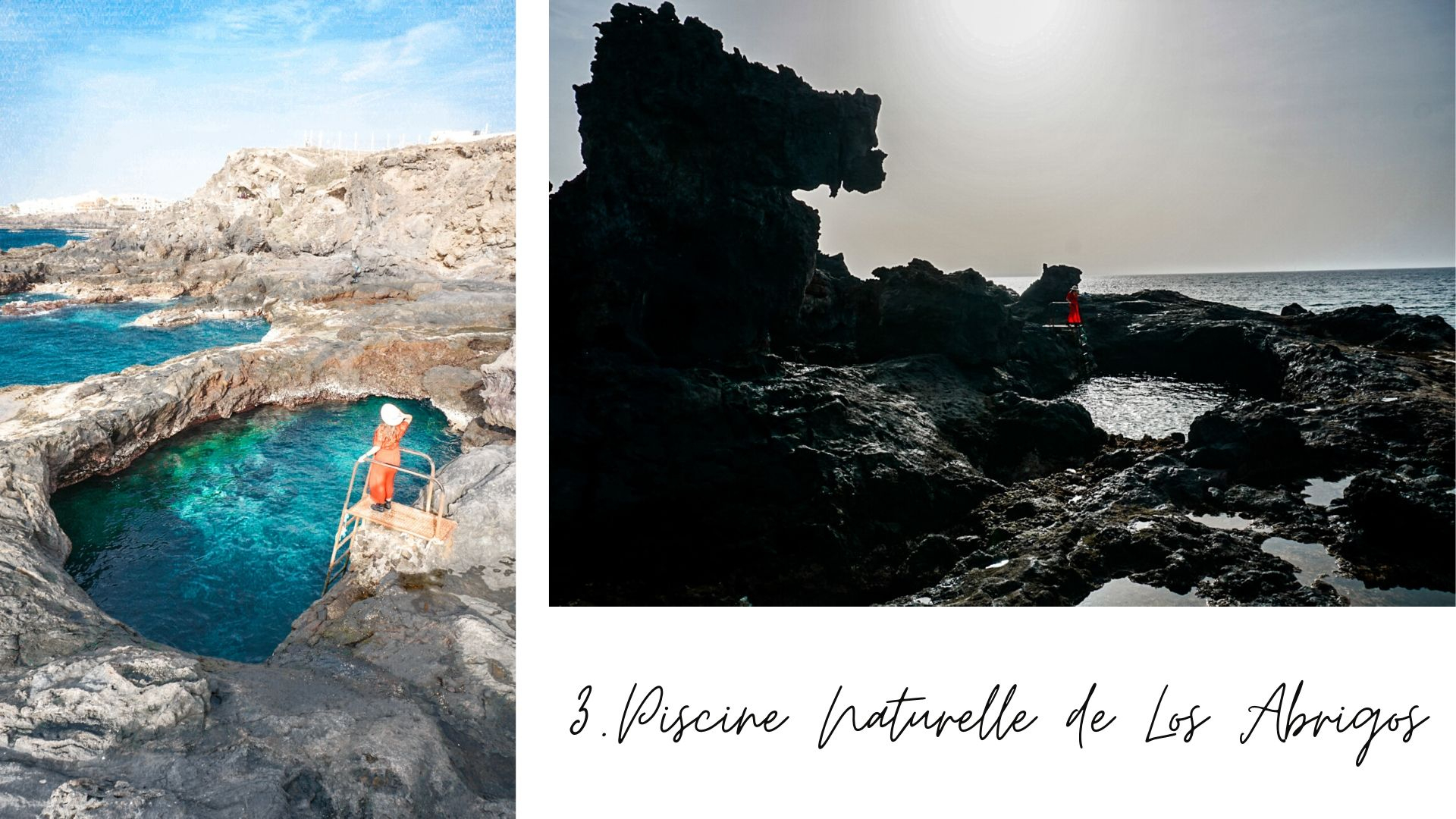 Top 5 Des Plus Belles Piscines Naturelles De Tenerife pour Piscine Naturelle Tenerife
