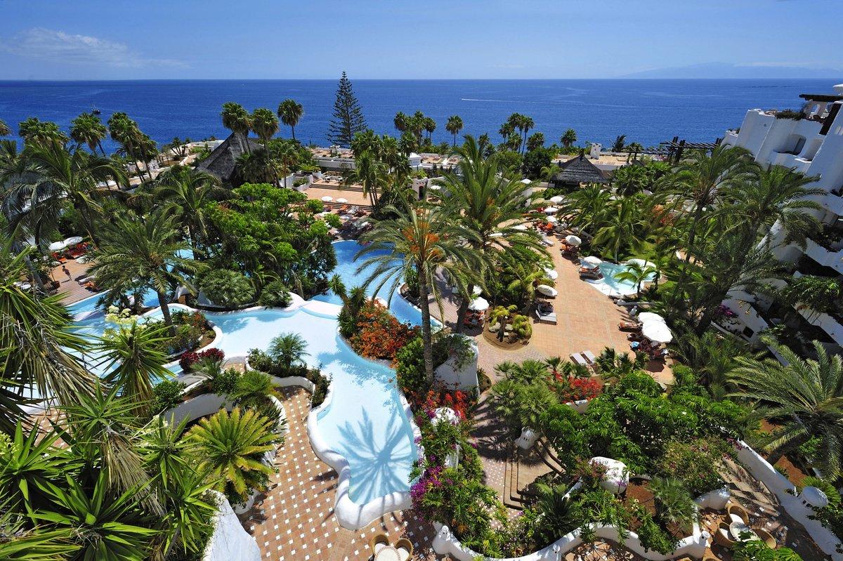 "Tui Blue On Twitter: ""ab November Auf Teneriffa: Das Tui ... destiné Jardin Tropical Tui Tenerife"