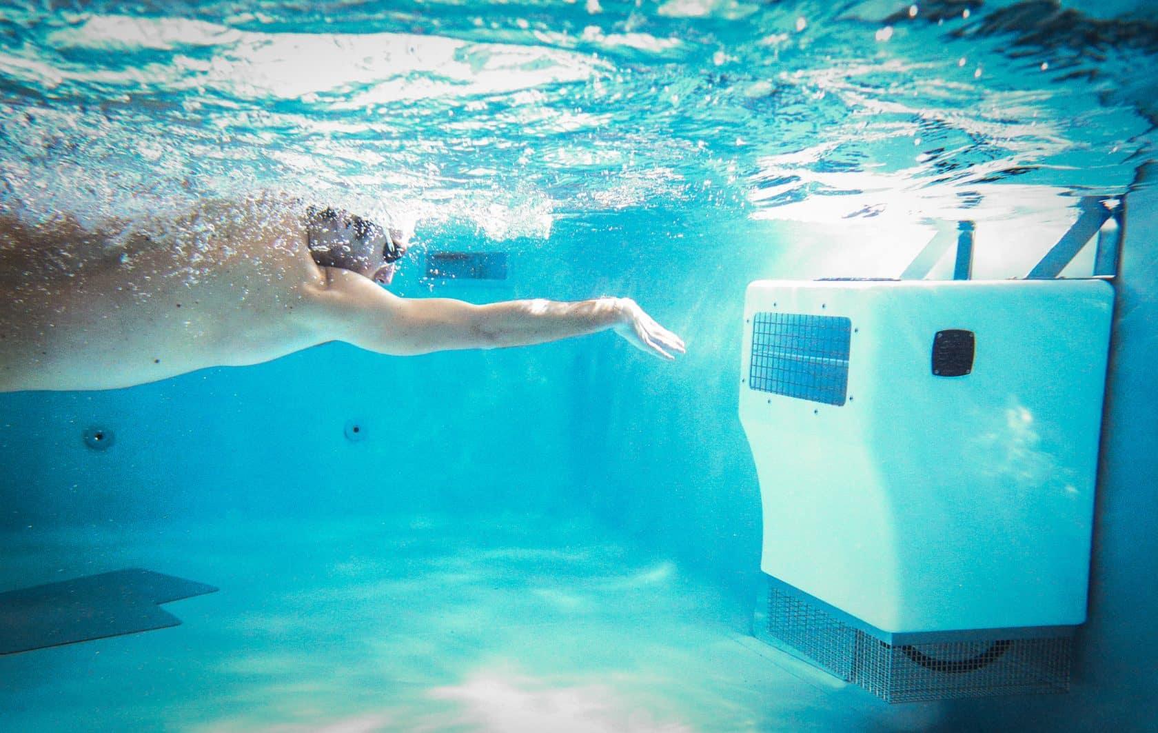 Turbine De Nage À Contre-Courant - Swimform encequiconcerne Piscine Contre Courant